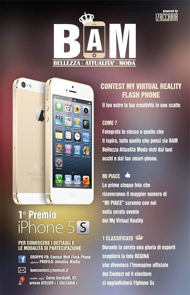 Contest My Virtual Reality Flash Phone