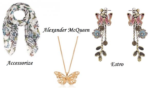 Accessori farfalle