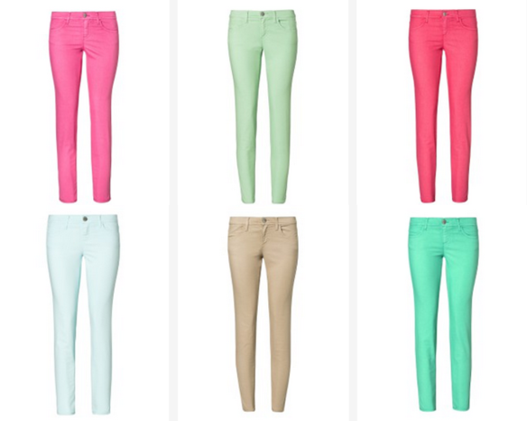 jeggings benetton