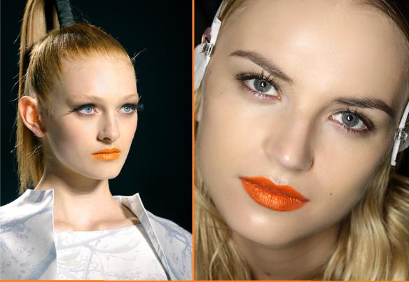 modelle arancio