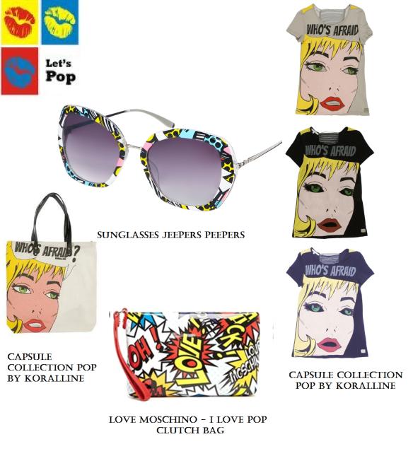 oggetti pop