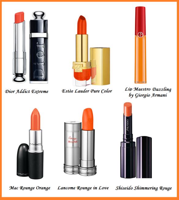 rossetti arancio