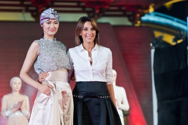 Giada Curti_Xian Fashion week_bassa4