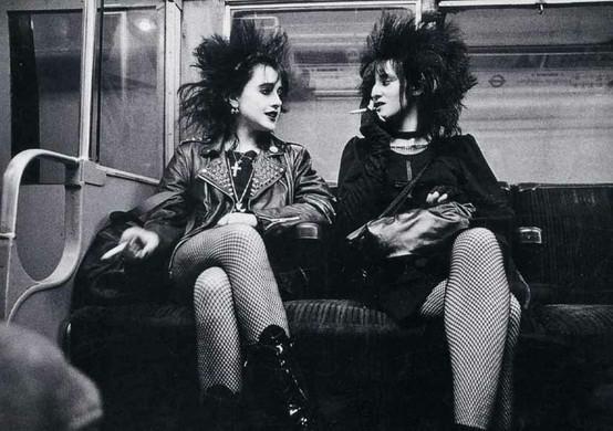 donne punk